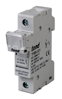 Fuse switch disconnector DIN mount to 32A