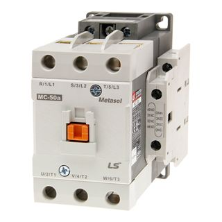 Contactor LS Electric 22kW 50A 24VDC 2NO 2NC