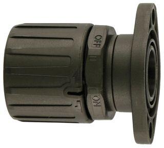 Conduit Fitting 90 Dg 21mm 20 Thread IP67/68/69