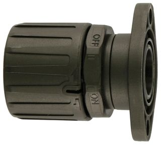 Conduit Fitting Straight 28mm 25 Thread IP67/68/69