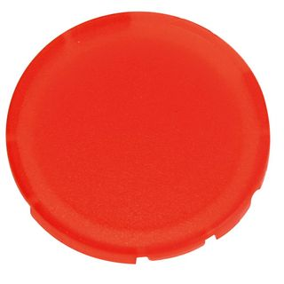 Button Lense for Illum Push button Off Red