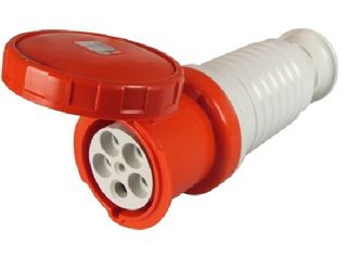 Extension Sockets 63A 415V 3P+N+E
