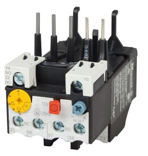 Overload Eaton suits DILM7 to DILM15 0.4 - 0.6