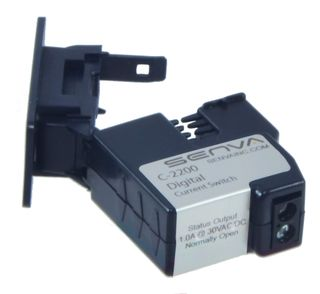 Current Sensing Relay 1.25-50A 1A at 30VAC/DC N/O