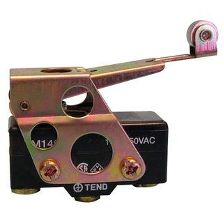 Micro Switch 15A 60mm Roller Lever