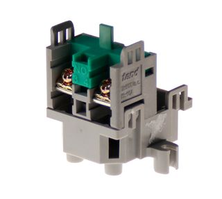 Contact Block Base Mount 1 N/O