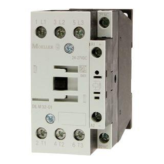 Contactor Eaton 15kW 24VDC 1 N/C