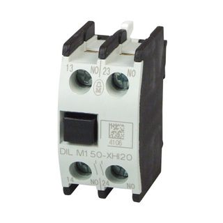 Auxiliary Contact for DILM40-150 2 N/O