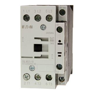 Contactor Eaton 11kW 24VAC 1 N/O