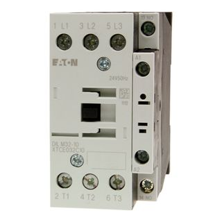 Contactor Eaton 15kW 24VAC 1 N/O