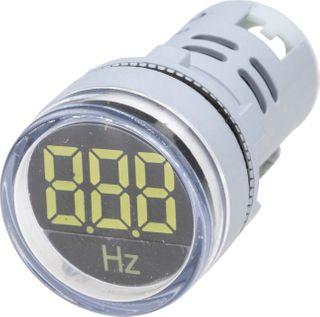 Frequency Meter 22mm 0-99Hz