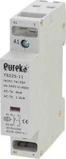 Contactor Installation 25A 24VAC 1 N/C 1 N/O 18mm