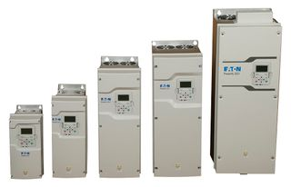 Variable speed drive  415V 315kW Vt IP54