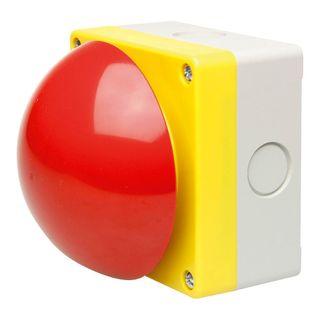 Emergency Stop Red Pull Release 2 N/C