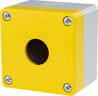Pushbutton enclosure