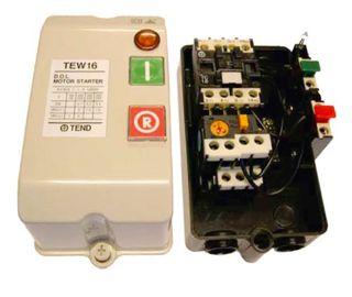 DOL Starter Tend 5.5kW 9A Overload 240VAC