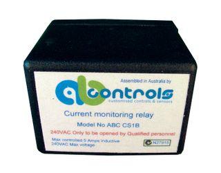 AC Current Monitoring Relay 5A 240VAC lead - plug