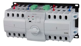 Changeover switches Automatic MCB type open
