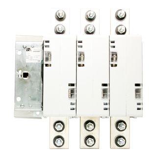 Load Break Switch c/w handle - shaft 4 pole 2500A