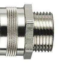 Conduit Fitting Swivel 25mm 25mm Thread IP69