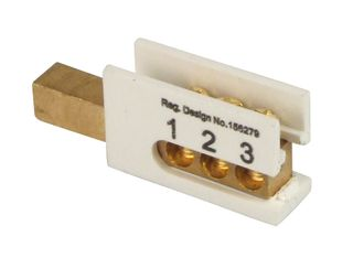 Neutral Bar RCD Adaptors 3x10mm Tunnel Terminal