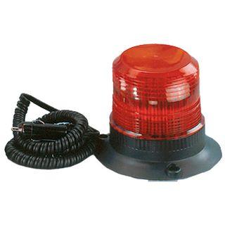 Strobe Light 12-30VDC Multi Volt 147x120mm Red