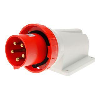 90 Deg Appliance Inlet 125A 415VAC 3P+N+E