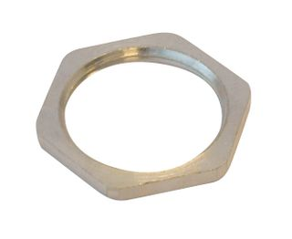 Locknut 20mm Nickel Plated