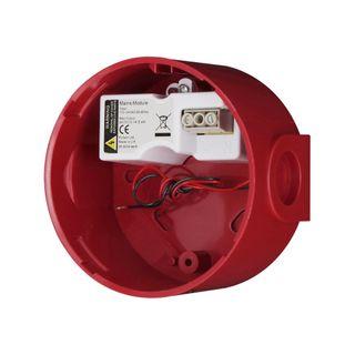 Siren 110/240VAC Plastic Base to suit FULL light