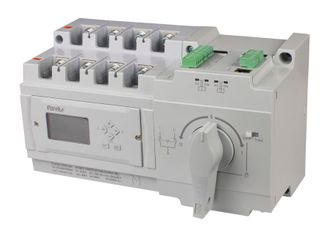 Changeover Switch Auto Compact 630A 4 pole