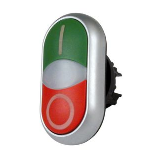 Push Button Double Stop/Start c/w indicator light