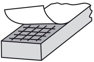Self Adhesive Tape Multifoam 6x18