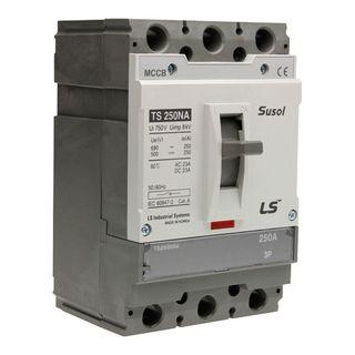 MCCB LS Electric 200-250A 85kA Thermal Magnetic 4P