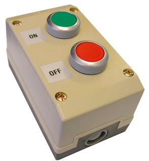 Control Station 2 Emergency Stop Pushbutton 2 N/C