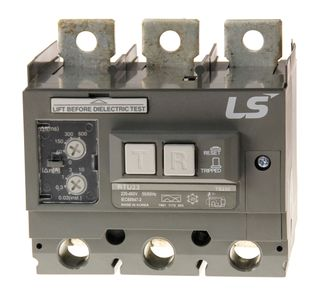 MCCB RCD Unit to suit TS160 415VAC
