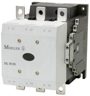 Contactor Eaton 110kW 24-48VDC 2 N/O 2 N/C