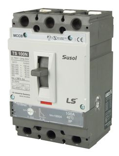 MCCB LS Electric 80-100A 85kA Thermal Magnetic 4P