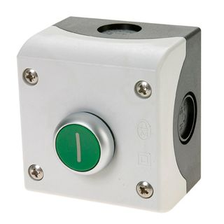 Pushbutton Stop Enclosed Complete with 1N/O 1N/C