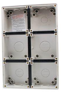 Deep Mounting Enclosure 6 Module Base IP66