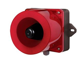 Warning Light IP66 Combo Sounder 115DB 110-240VAC