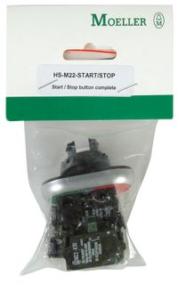 Pushbutton Hang Sell Start/Stop - Adaptr 1N/O 1N/C