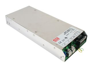 Power Supply 85-264VAC In 24VDC  100A Out 2400 W