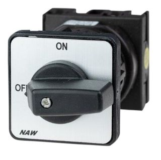 Cam Switch EZ Type 1 Pole 20A Off On P/mount
