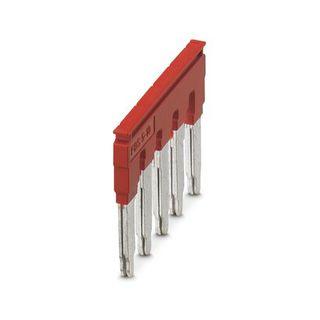 Plug In Bridge for UT ST PT Term FBS5-10 5Way Red