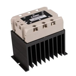 Solid State Relay 3 Phase 40A 220-440V 10-32V DC