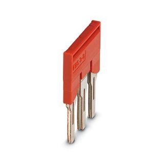 Plug In Bridge for UT ST PT Term FBS 3-8 3Way Red