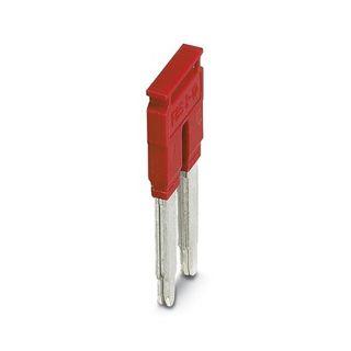 Plug In Bridge for UT ST PT Term FBS2-10 2Way Red