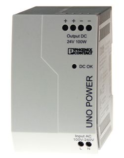 Power Supply Uno 240VAC-In / 24VDC-Out / 5A