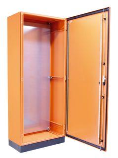 Enclosure Free Standing X-15 2 Door 1800x1000x400