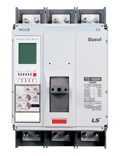 MCCB LS Electric 320-800A 70kA Electronic 3 pole